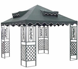 Replacement Top For Bradbury Gazebo