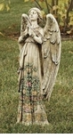 "Praying Garden Angel Statue 24""H"