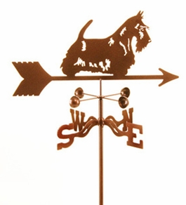 Scottie Weathervane