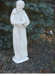 "St. Francis Statue 32""H"