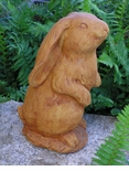 "Standing Lop-Ear Bunny 9.75"" H"