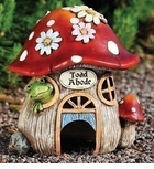 "Toad Abode 8""H"