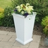 "Wellington Tall Planter 28""H"