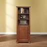 "Alexandria 60"" Audio Pier in Cherry - Crosley - KF11002ACH"