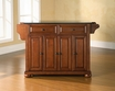 Alexandria Granite Top Kitchen Island - Crosley - KF30004ACH