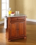 Alexandria Granite Top Portable Kitchen Island - Crosley - KF30023ACH