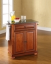 Alexandria Granite Top Portable Kitchen Island - Crosley - KF30024ACH