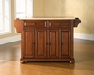 Alexandria Kitchen Island in Cherry - Crosley - KF30001ACH