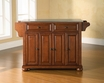 Alexandria Kitchen Island in Cherry - Crosley - KF30002ACH