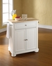 Alexandria Portable Kitchen Island - Crosley - KF30021AWH