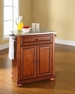 Alexandria Portable Kitchen Island - Crosley - KF30022ACH