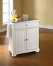 Alexandria Portable Kitchen Island - Crosley - KF30022AWH