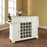 Alexandria Wine Island in White - Crosley - KF31001AWH