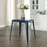 Amelia Metal Cafe Table in Blue - Crosley - CF220130-BL