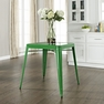 Amelia Metal Cafe Table in Green - Crosley - CF220130-GR
