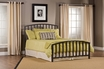 Apollo Full Size Headboard & Footboard - Hillsdale - 1202-460