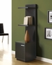 Audio Display Tower Cappuccino - Monarch - I 2529
