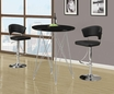 Bar Table Glossy Black - Monarch - I 2347