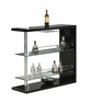 Bar Table Glossy Black - Monarch - I 2351