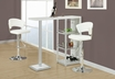 Bar Table Glossy White - Monarch - I 2343