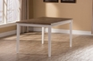Bayberry / Embassy Rectangle Dining Table - White - Hillsdale - 5791-814