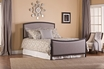 Bayside Bed Set with Rails - Full - Hillsdale - 1263BFR