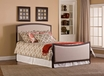 Bayside Bed Set with Rails - Full - Hillsdale - 1384BFR