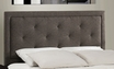 Becker Full Size Headboard and Frame - Hillsdale - 1296HFRB