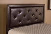 Becker Headboard - Full - w/Rails - Hillsdale - 1292HFRB