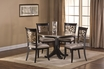 Bennington Pedestal Table - Hillsdale - 5559DTB