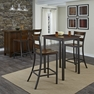 Cabin Creek 3PC Bistro Set - Home Styles - 5411-359