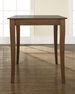 Cabriole Leg Pub Table in Cherry - Crosley - KD20001CH