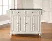 Cambridge Granite Top Kitchen Island - Crosley - KF30004DWH