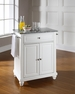Cambridge Granite Top Portable Kitchen Island - Crosley - KF30023DWH