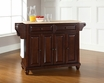 Cambridge Kitchen Island in Mahogany - Crosley - KF30001DMA