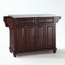 Cambridge Kitchen Island in Mahogany - Crosley - KF30002DMA