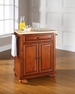 Cambridge Portable Kitchen Island - Crosley - KF30021DCH