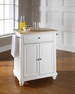 Cambridge Portable Kitchen Island - Crosley - KF30021DWH