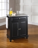 Cambridge Portable Kitchen Island - Crosley - KF30022DBK