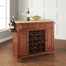 Cambridge Wine Island in Cherry - Crosley - KF31001DCH