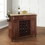 Cambridge Wine Island in Mahogany - Crosley - KF31001DMA