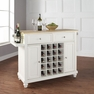 Cambridge Wine Island in White - Crosley - KF31001DWH