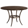 Chandler Round Dining Table - Hillsdale - 5667DTB