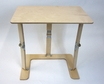 Couch Desk Tray Table in Birch - Spiderlegs - cd1624-nb