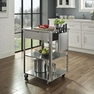 Culinary Prep Kitchen Cart - Crosley - CF3009-ST