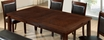 Dining Table Espresso Ash Veneer - Monarch - I 1826