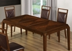 Dining Table Leaf Brown - Monarch - I 1935