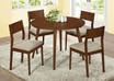 Dining Table Modern Oak - Monarch - I 1810