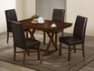 Dining Table Modern Oak - Monarch - I 1817