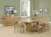 Dining Table Natural - Monarch - I 1794